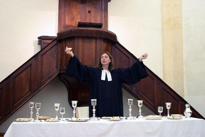 Femmes d'Églises