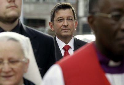 Un nouveau Président en Alsace et en Moselle