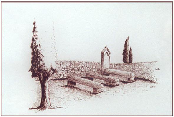 L'enterrement chez les protestants