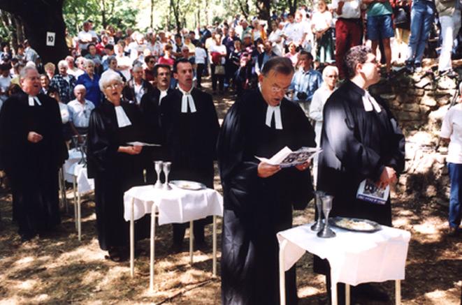 Le protestantisme et ses églises en France