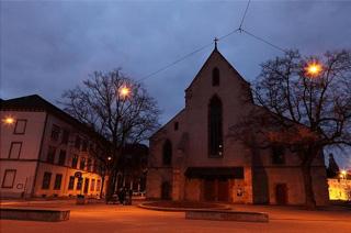 Le film « Artisan de la paix » à la « Nuit de la Foi » à Bâle
