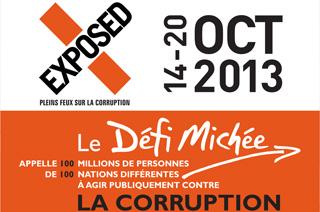 Pleins feux sur la corruption