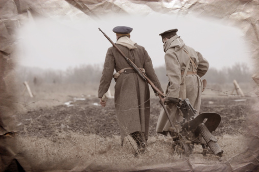 Grande Guerre : patriotisme protestant