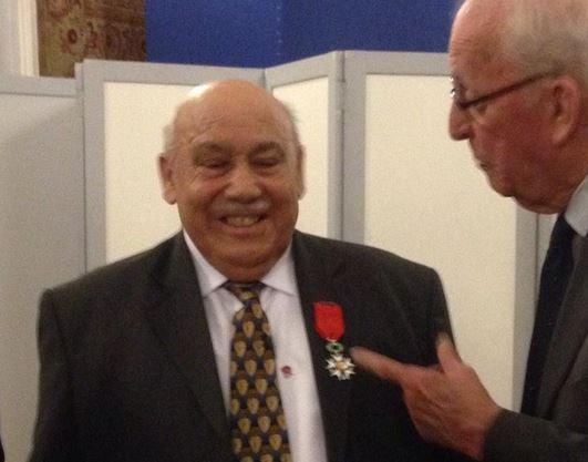 Un pasteur tzigane reçoit la Légion d'honneur