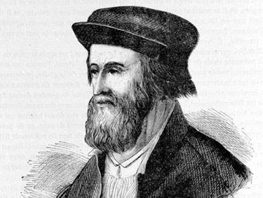 John Wyclif (vers 1328-1384) et les Lollards
