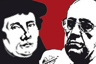 2017: Luthériens et catholiques s'efforcent de se rapprocher