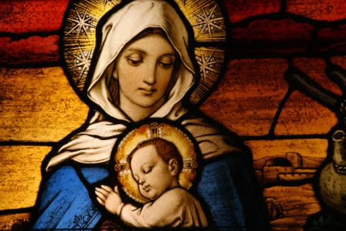 Marie dans le protestantisme, ou l'apprivoisement d'une figure féminine