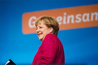 Angela Merkel : femme de foi et de pouvoir