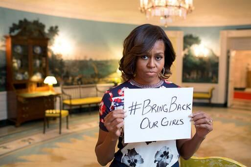 Nigeria : mobilisation massive en faveur des lycéennes kidnappées