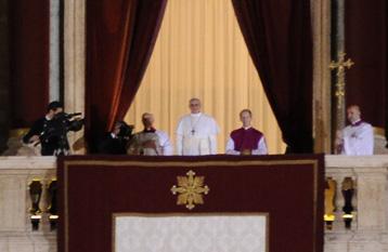 Les réactions protestantes à l'élection du Pape…