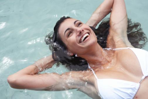 Le plaisir des bains