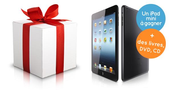 Gagner un cadeau, ça vous tente ?