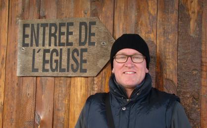 Randy Greer, du Kentucky à Paris