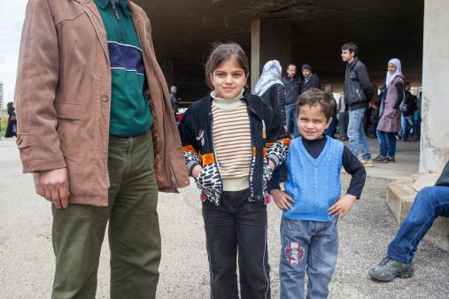 Réfugiés syriens : un accueil mesquin