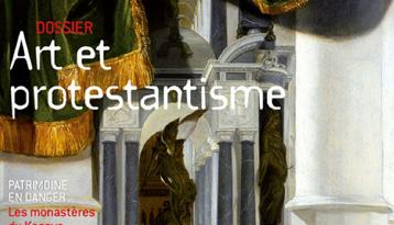 Revue «Arts sacrés»: un dossier «Art et protestantisme»