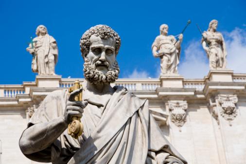 Un nouveau pape avant Pâques?