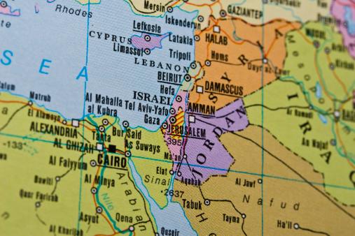 Chrétiens au Proche-Orient