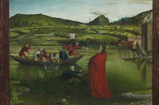 Que révèle la pêche miraculeuse de Konrad Witz?