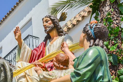 Célébrer Pâques avec passion