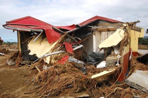 Les ONG face au typhon Haiyan