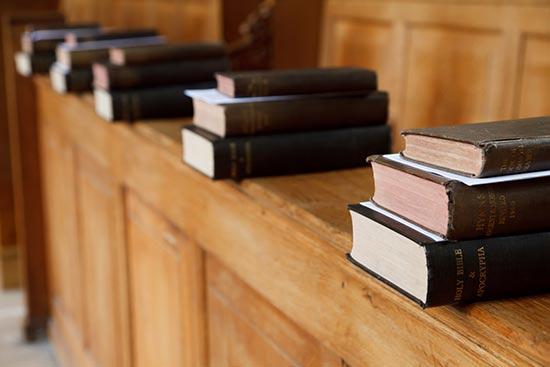 Quelles sont les différences entre une Bible protestante, catholique, orthodoxe ?