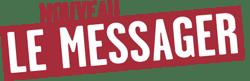 Logo Le Nouveau Messager (rouge)