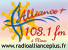 Logo Radio Alliance +