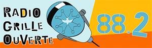 Logo Radio Grille Ouverte