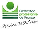 Logo Logo Service Télévision - FPF