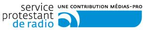 Logo Service Protestant de Radio
