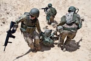 Ces soldats qui reviennent cassés