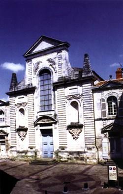 Musée rochelais d'histoire protestante