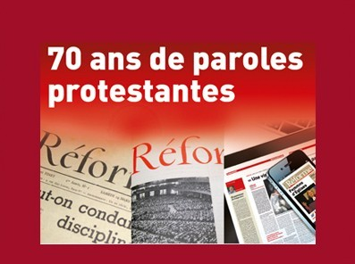 1945-2015 : le journal Réforme fête son anniversaire