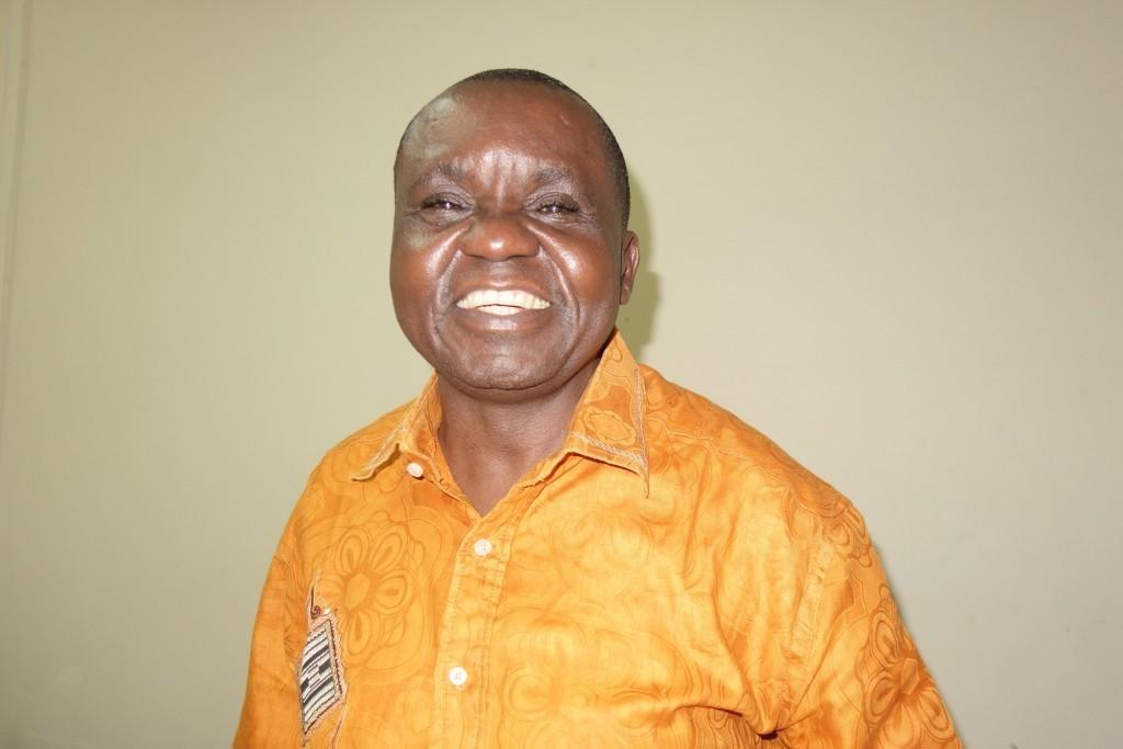 Professeur Honoré Muenyi