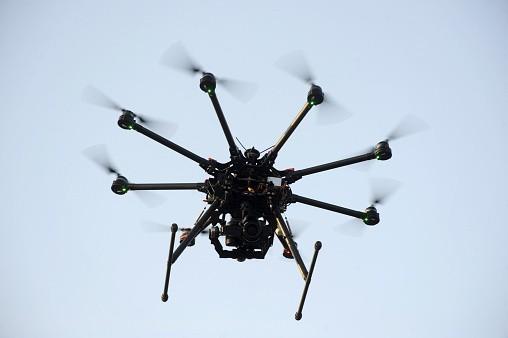 Le drone, nouvel allié de l'aide humanitaire