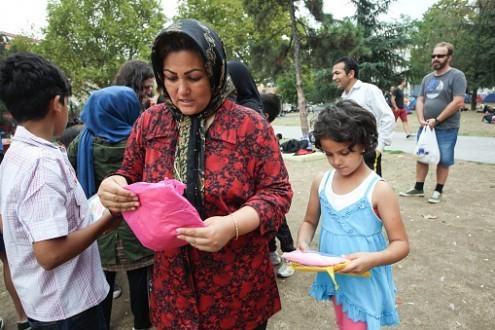 Les protestants se mobilisent pour les réfugiés