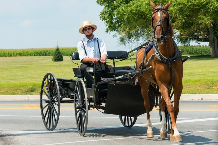 Les Amish, pacifiques et radicaux