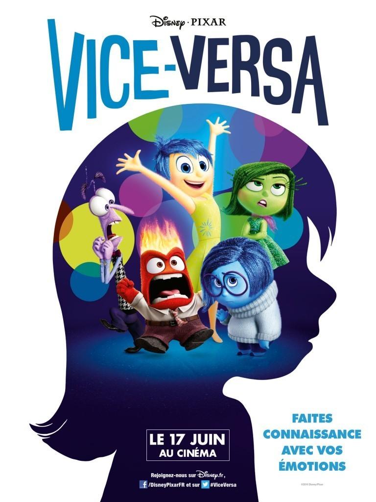 Oui au nouveau Disney, Vice-Versa !