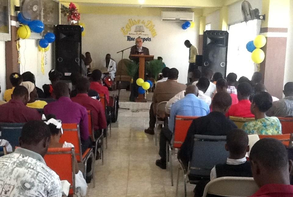 Haïti : un destin à prendre en main