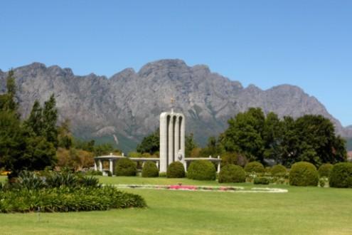 L'Afrique du Sud des huguenots