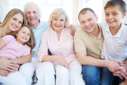 Vous avez dit grands-parents ?