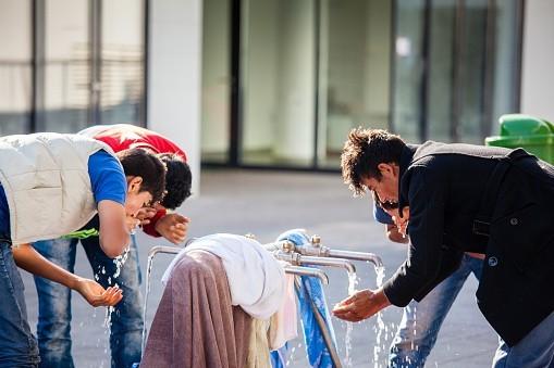 Du climat aux réfugiés, choisir la vie