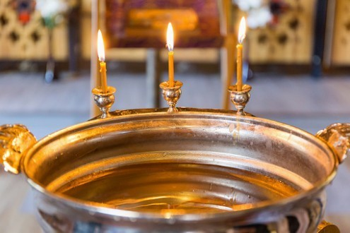 Baptême par immersion ou par aspersion ?