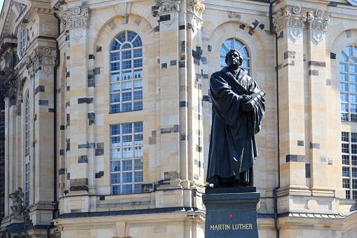 La franchise de l'Eglise protestante allemande
