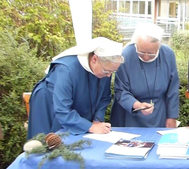 Jumelage entre Diaconesses de Reuilly et de Strasbourg