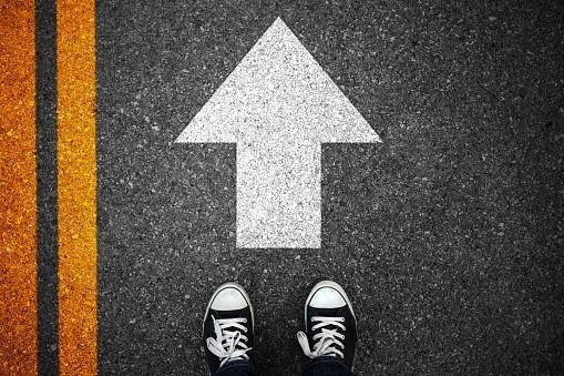 L'échec : premier pas vers la réussite...