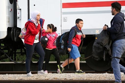 L'afflux de réfugiés... Et nous ?