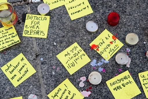 Des messages de paix des 4 coins du monde