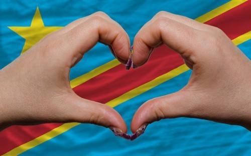 Flashmob pour le Congo