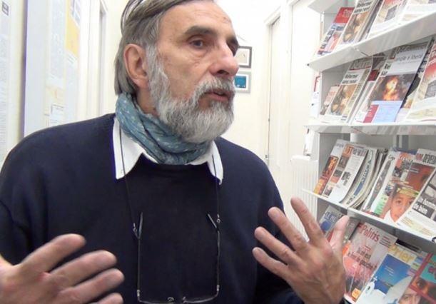 Le pasteur Vincens Hubac réagit aux attentats de Paris